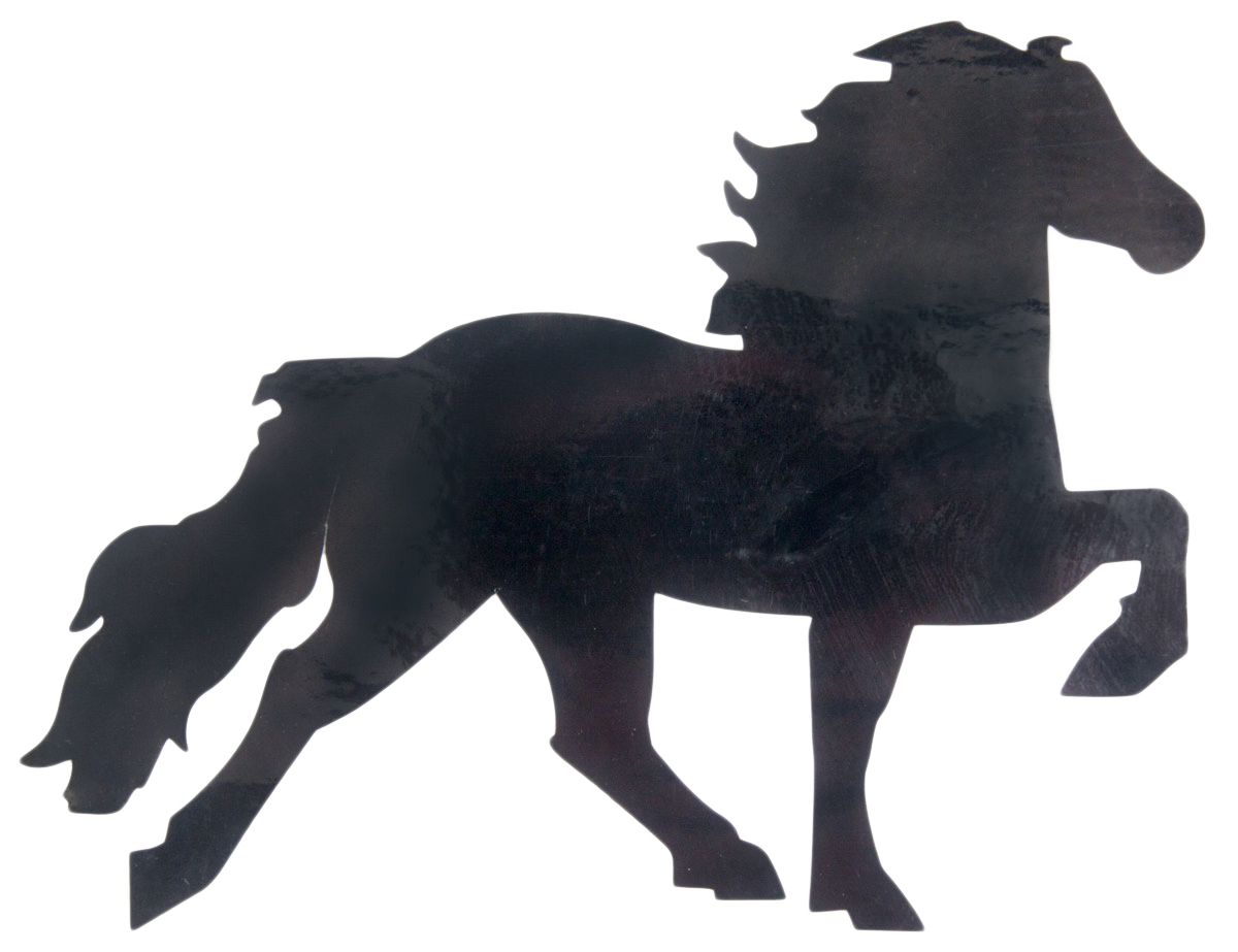 Big Icelandic Horse sticker