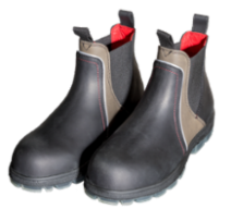 Fjötla Air Jodphur safety boots