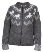 Tölta wool sweater
