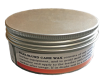 Karlslund Care leather Wax