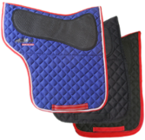 Saddle pad, cotton