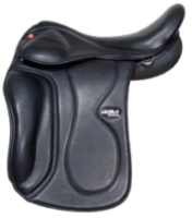 D saddle with SuperFit, wide